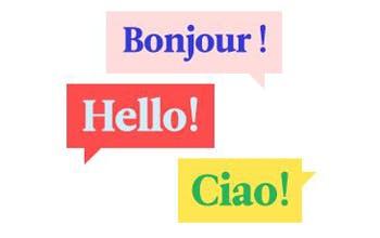 Jetzt bequem und einfach online eine neue Fremdsprache lernen!