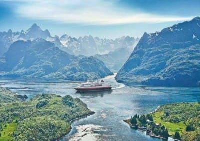 Rabatte bei Hurtigruten sichern