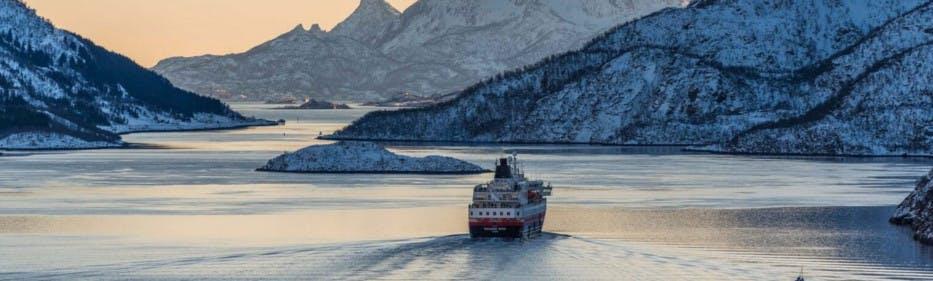 Sparen bei Hurtigruten