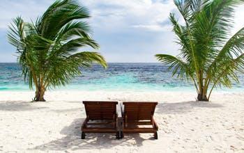 Weiße Strände und ferne Länder: Jetzt Urlaub buchen