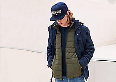 Timberland Kleidung zum Sparpreis