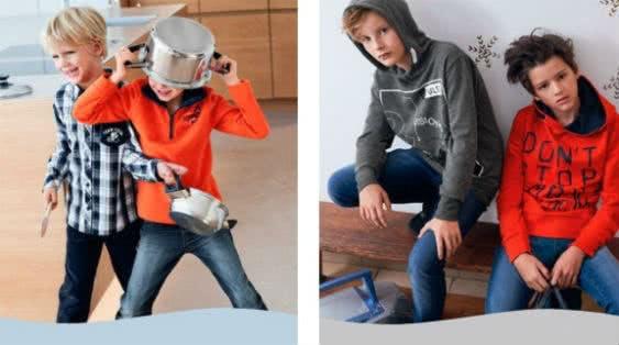 Kleidung für Jungen bei Ernstings family