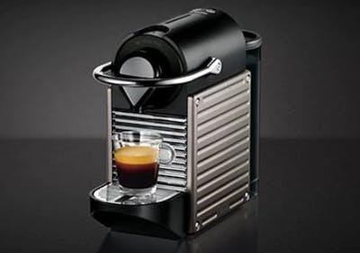 Kaffeemaschine von Nespresso: jetzt Rabattcode einlösen!