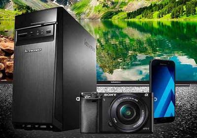 Bestellen Sie Kamera, TV, Laptop und Co. mit einem OTTO-Gutschein zum kleinen Preis