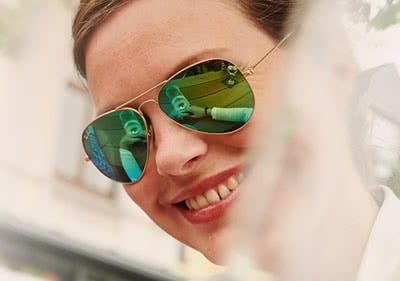 Der nächste Sommer kommt bestimmt! Jetzt Sonnenbrille zum kleinen Preis sichern!