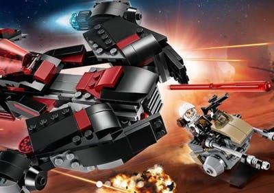 Große Vielfalt im Onlineshop von LEGO wird dank eines Gutscheins noch günstiger