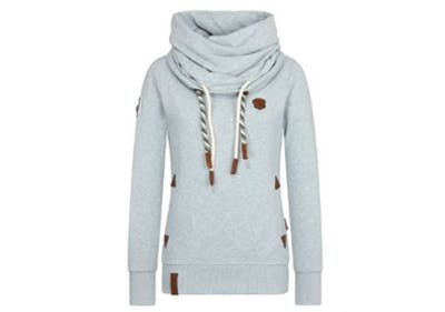 Sweatshirts und Pullover von Naketano werden dank eines Gutscheins günstiger