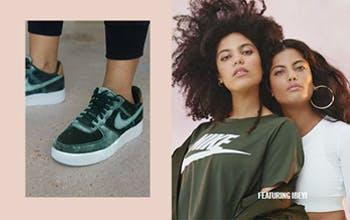 Markenware von Nike shoppen und dank eines Rabattgutscheins sparen