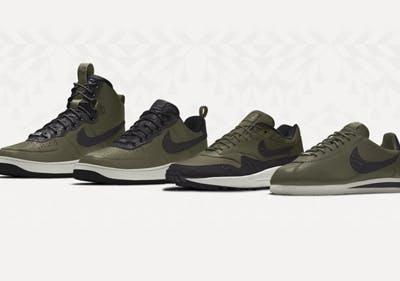 Sneaker von Nike individuell gestalten und dabei auch noch sparen