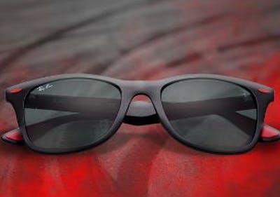 Nicht nur Augenschutz, sondern Mode-Accessoire: Sonnenbrillen von Ray-Ban