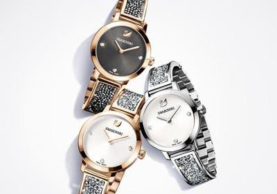 Auch Uhren werden mit einem Rabattgutschein günstiger
