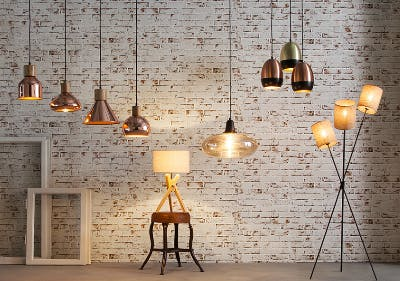 Neue Lampen für Ihre Wohnung