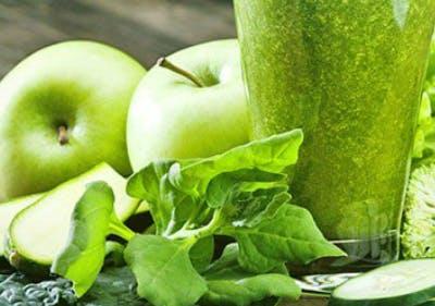 Bei Najoba gibt es auch Bio-Lebensmittel