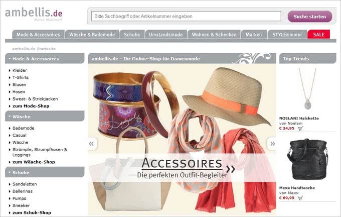 Ambellis-Online-Shop