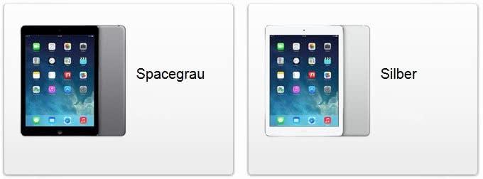 Tablet-PCs von Apple