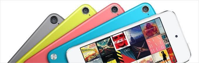 Entdecken Sie den Apple iPod!