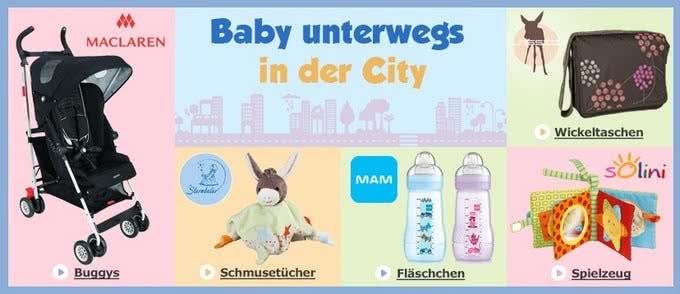Bei baby-walz finden Sie eine große Auswahl an Produkten für Mutter und Kind