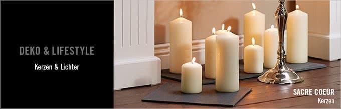 Kerzen, Kerzenständer und mehr gibts bei Butlers