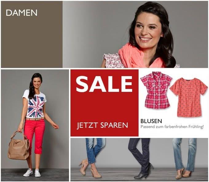 Der Sale von Jeans Fritz