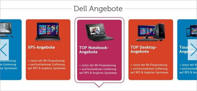 Dell-Angebote