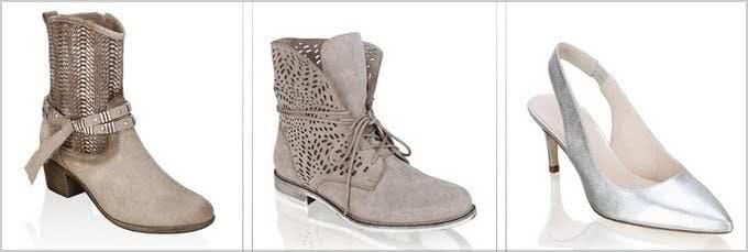 Ein breites Schuhsortiment erwartet Sie bei Humanic
