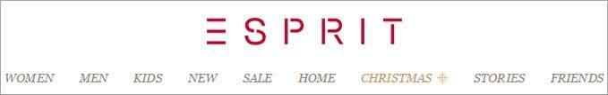 Damen, Herren und Kinder kaufen bei Esprit Mode und Accessoires