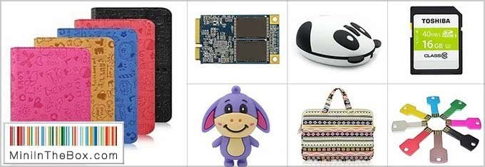 Gadgets, Elektronik und mehr bei MiniInTheBox.com