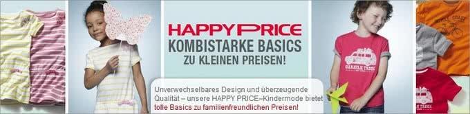 Happy Price bei Vertbaudet