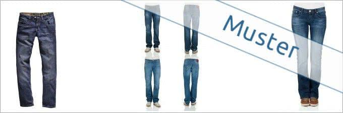 Herrenjeans und Damenjeans bekommen Sie bei Jeans-direct