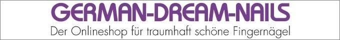 Alles für schöne Fingernägel finde Sie bei German Dream Nails