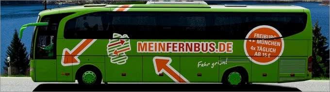Günstig unterwegs mit MeinFernbus
