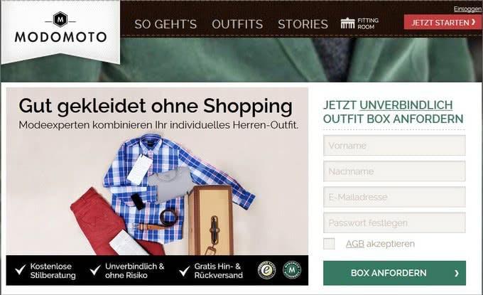 MODOMOTO-Online-Shop