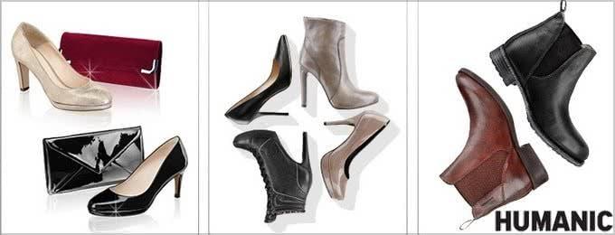 Humanic – Onlineshop für Schuhe