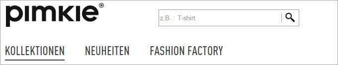 Fashion und Accessoires shoppen Sie bei Pimkie